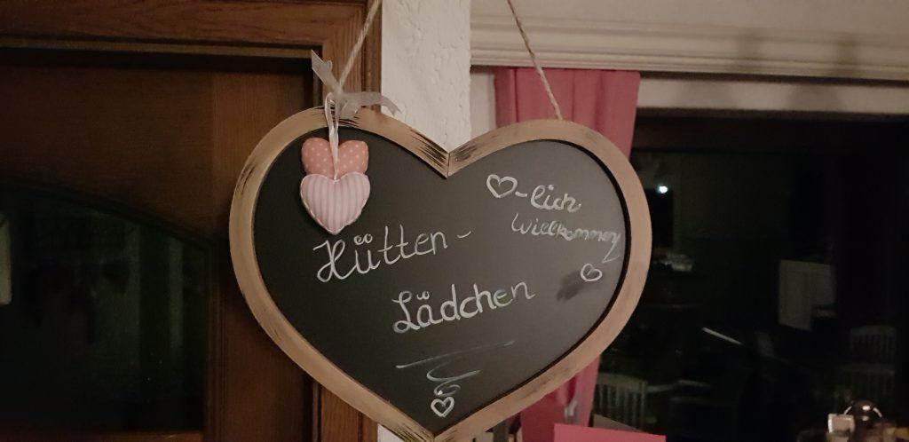 Hütten-Lädchen im Waldcafe & Hüttenzauber Liebenburg